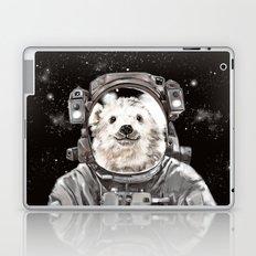 Astronaut Polar Bear Selfie Laptop & iPad Skin