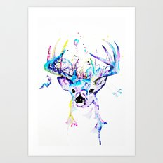 In My Mind Art Print