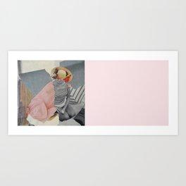"""Posture"" Art Print"