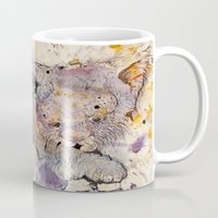 koala Mugs featuring KOALA by hoploid