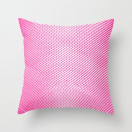 check pattern, purple Throw Pillow