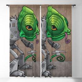 Chameleozoid Blackout Curtain
