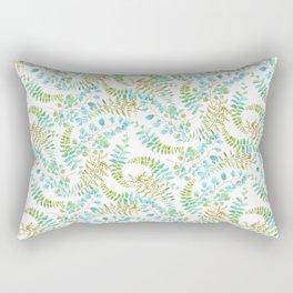 Fern pattern Rectangular Pillow