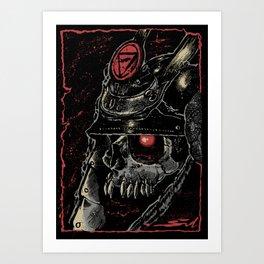 The Bloodlust Art Print