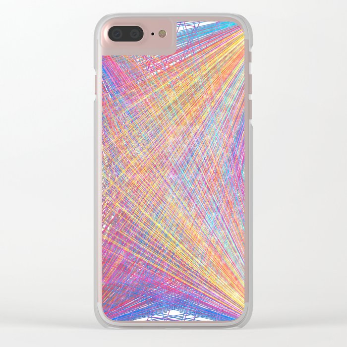 Veer Clear iPhone Case
