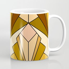 Art Deco meets the 70s - Large Scale Coffee Mug