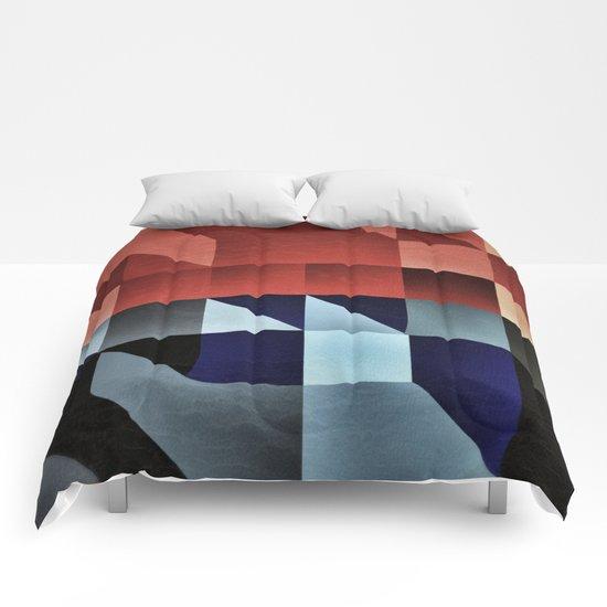 :: geometric maze IX :: Comforters