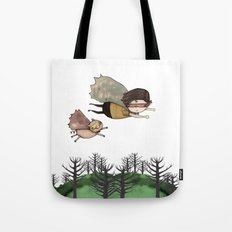 Someone to be super with Tote Bag