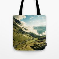 wander Tote Bags featuring Wander by StayWild