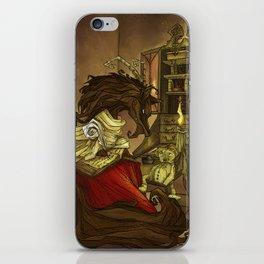 Creature Comforts: Wendiga iPhone Skin