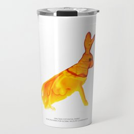 Omiltemi Cottontail Rabbit Travel Mug