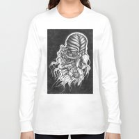 medusa Long Sleeve T-shirts featuring Medusa by MaridzaKimSarah