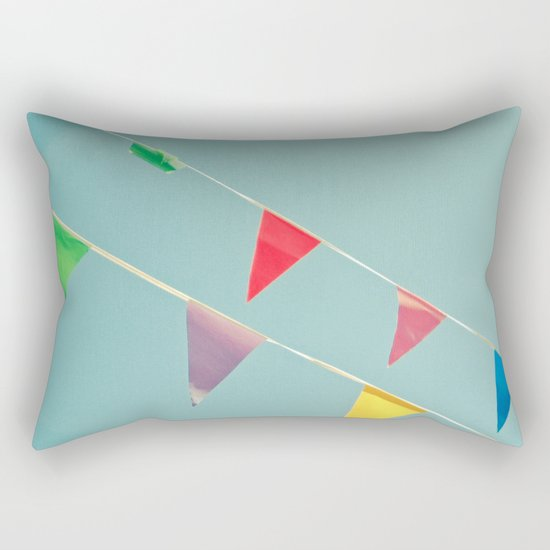 A Celebration Rectangular Pillow