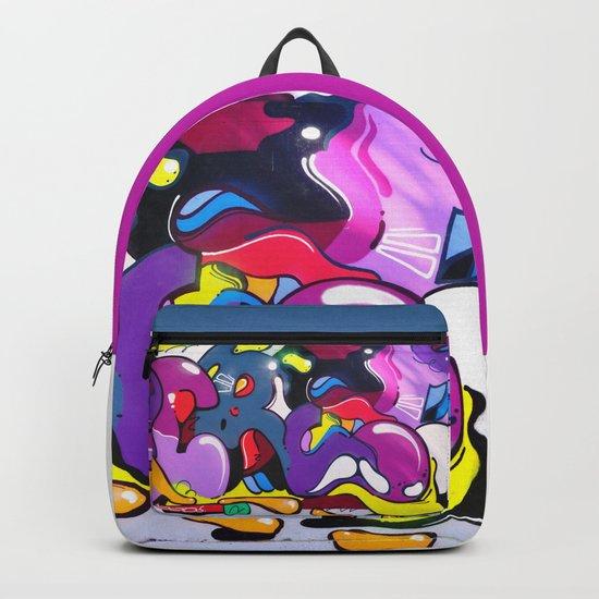 graffiti art Backpack