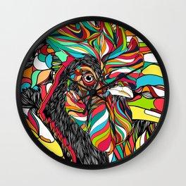 Tropical Cock (Feat. Bryan Gallardo) Wall Clock