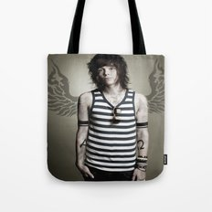 Christopher Drew Tote Bag