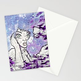 Dark Matter Stationery Cards