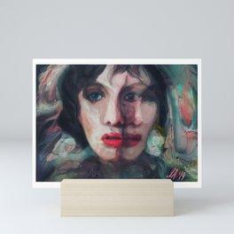 untitled ll Mini Art Print