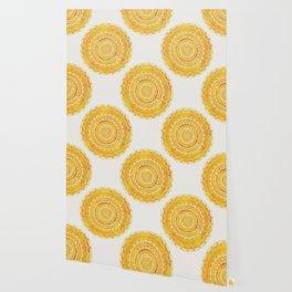 Sun Mandala 4 Wallpaper