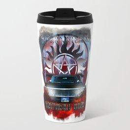 Supernatural WayWard Sons Theme Travel Mug