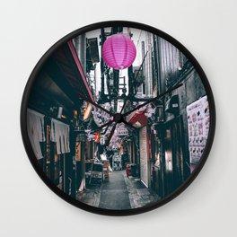 Tokyo 61 Wall Clock
