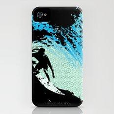 Surfing Slim Case iPhone (4, 4s)