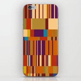 Chopin Prelude (Warm Colours) iPhone Skin