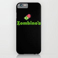 Zombino's Pizza iPhone 6s Slim Case