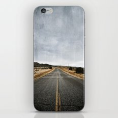 Hit the Road iPhone & iPod Skin