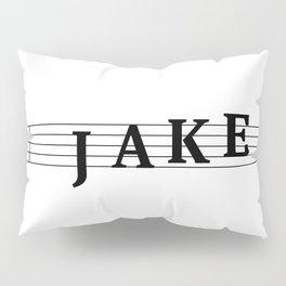 Name Jake Pillow Sham