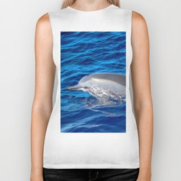 Dolphin Biker Tank