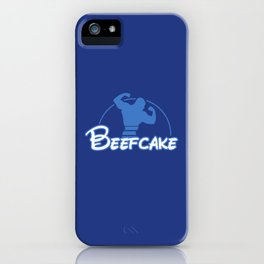 Beefcake, BEEFCAKE! iPhone Case