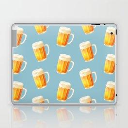 Ice Cold Beer Pattern Laptop & iPad Skin