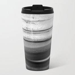 Coiled Snake - An Abstraction Travel Mug