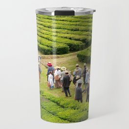 Tea gardens Travel Mug