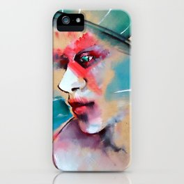 Spellbound. iPhone Case