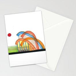Symphony Pavilion for Outdoor Sounds 93 Stationery Cards