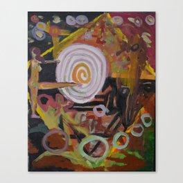 OOOMAN Canvas Print