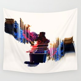 psychedelic Love Wall Tapestry