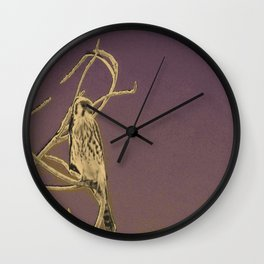 Libertad Wall Clock