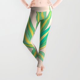 American Agave Leggings
