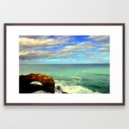 The Arch - Australia Framed Art Print