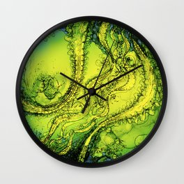 Dream - Ocean's Jewels 1of3 Wall Clock