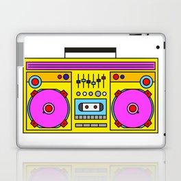 Boom Box Laptop & iPad Skin