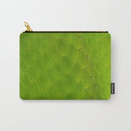 Green Mamba Carry-All Pouch