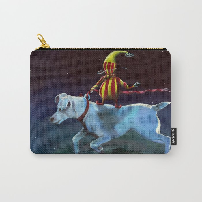 Bryony and the Pillowman Carry-All Pouch