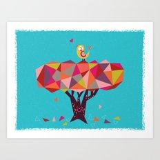 tweet, tweet! Art Print