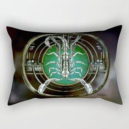 """""""Astrological Mechanism - Scorpio"""" Rectangular Pillow"""