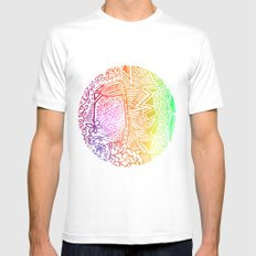 Doodle! Mens Fitted Tee White MEDIUM