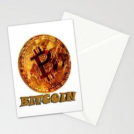 Bitcoin Stationery Cards